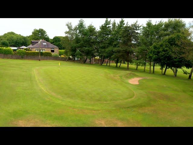Clayton Golf Club Hole 7