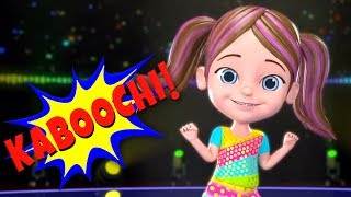 Kaboochi Dance Song | Nursery Rhymes & Music for Kids | Little Treehouse