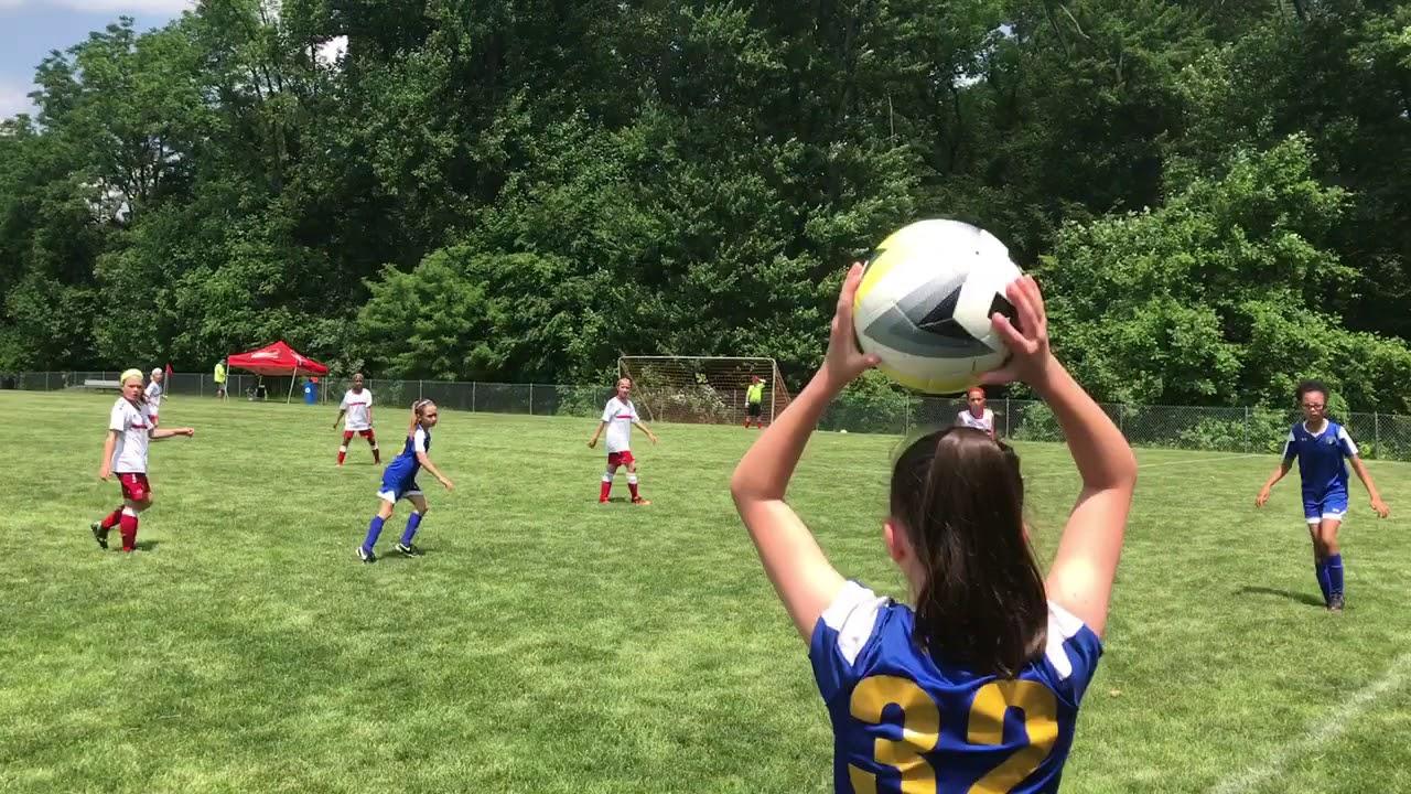 1 Girls Of 07 Elite Soccer Vs Clarkstown Premier Columbia Blue Awqfdzf