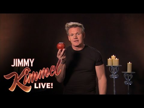 The Five Worst Halloween Treats According to Gordon Ramsay