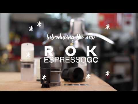 Introducing Our 2019 ROK EspressoGC Coffee Maker!