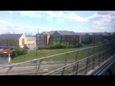 Dartford to Gravesend by train   19th April 2017