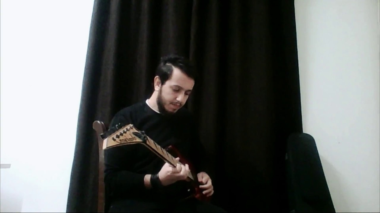 Sia Chandelier (Rock Version) - Guitar Cover By George Fayez - YouTube