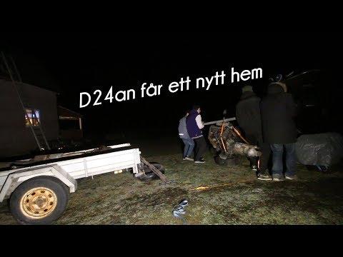 VI LA D24an I TVÅ SOPSÄCKAR   VLOGG #345