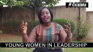 YOUNG WOMEN IN LEADERSHIP