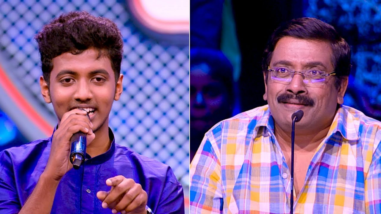 Super 4 I An impossible prediction of Sayanth I Mazhavil Manorama