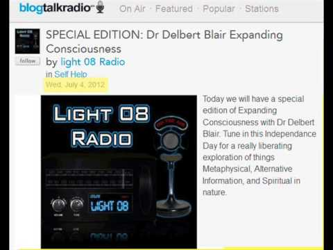 Dr. Delbert Blair - Expanding Consciousness