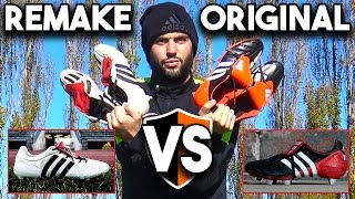 adidas Predator Mania Remakes vs. Original - Which is better?