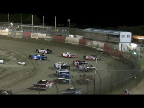 Street Stocks Full Program - East Bay Raceway Park 4-11-15