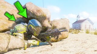 OUT OF THE MAP HIDE AND SEEK! (Black Ops 3 DLC Funny Moments)