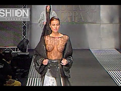 LUCIANO SOPRANI Fall 2000/2001 Milan - Fashion Channel