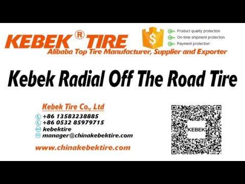 Kebek Radial Off The Road OTR Tire