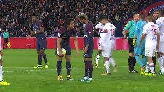 vuclip La pelea completa entre Neymar y Cavani en el PSG | Pelea de EGOS