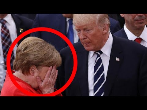 Funny pictures from G20 Summit being held in Hamburg,Germany | 2017