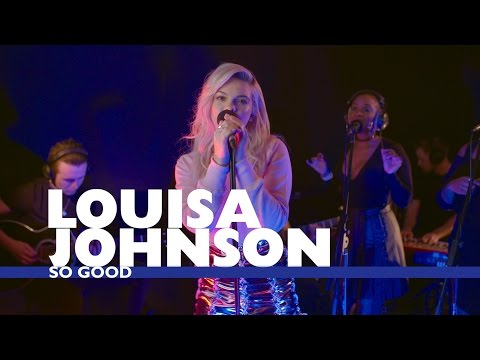 Louisa Johnson - † So Good † (Capital Live Session)