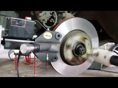 Проточка тормозных дисков без снятия - МОЕСТО Автосервис в Херсоне