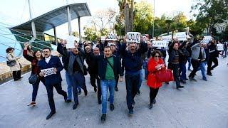 Баку: потребовали свободы - оказались за решеткой