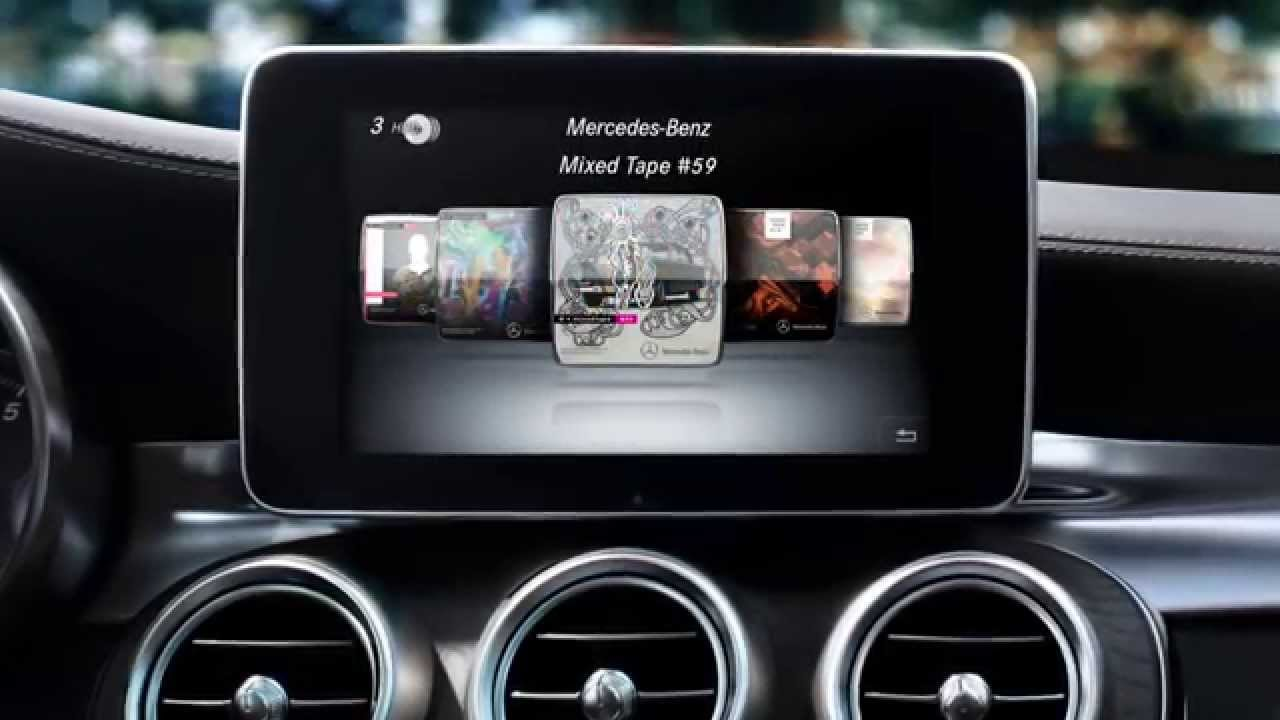 Comand online your personal companion in your mercede for Mercedes benz comand system upgrade