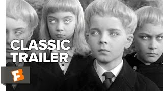 Village of the Damned (1960) Official Trailer - George Sanders, Peter Vaughan Movie HD