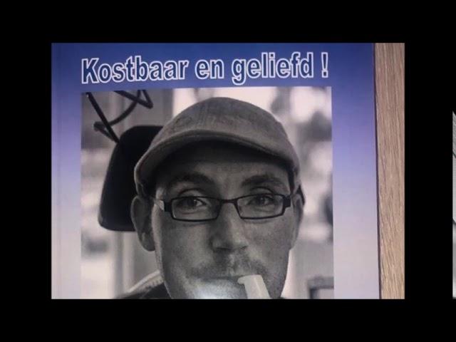 Matthias Velghe uit Zulte over zijn boek: 'Kostbaar en Geliefd' - WRGM1