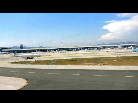 Flight Review: Level Airlines Inaugural Flight Take Off @ BCN