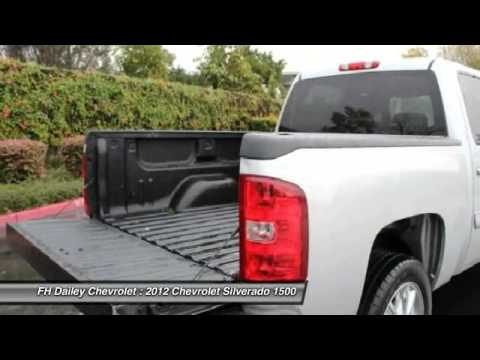 2012 Chevrolet Silverado 1500 FH Dailey Chevrolet - Bay Area - San Leandro CA 1095
