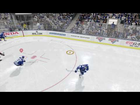 NHL 16 Maple Leafs Own Goal