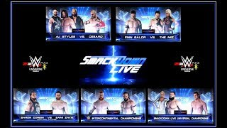 WUOW Smackdown 05.03.2018 (Universe) rus