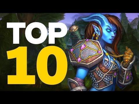 Top 10 World of Warcraft Dungeons
