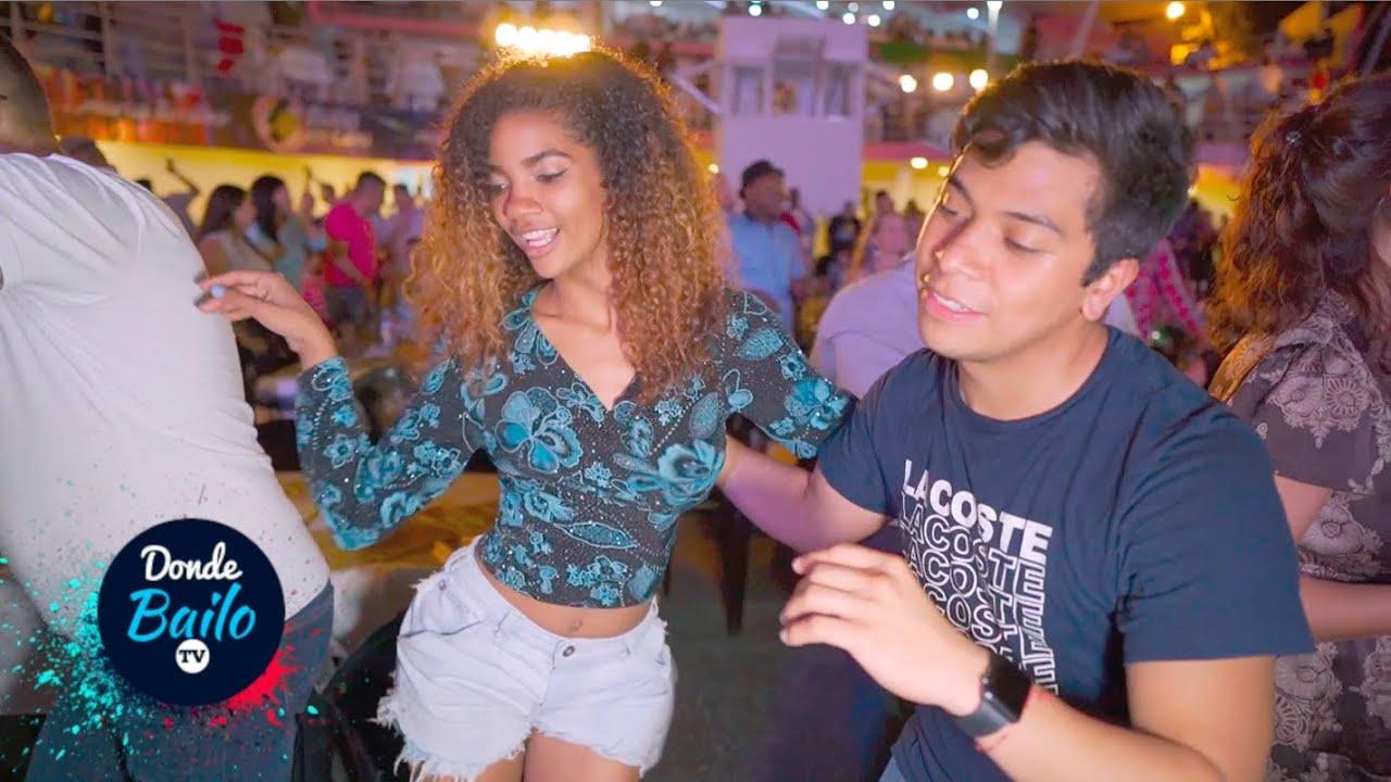 Bailando Salsa con Mayito Rivera | Baila en Cuba 2019