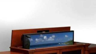 Touchstone Tv Lift Cabinet Informational Video