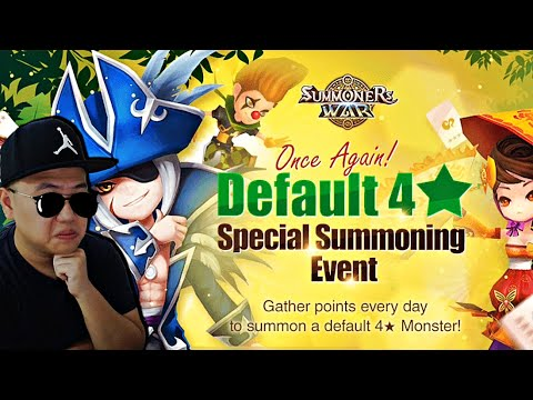 What Is The Best Choice For The Default 4* Summoning Event?