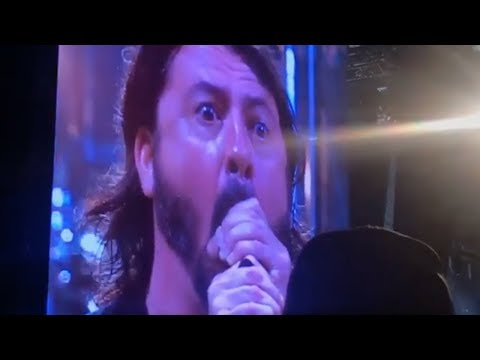 Scooter's Stuff - Dave Grohl Death Growl