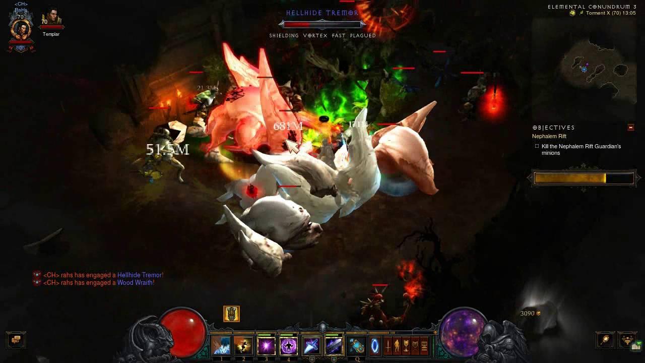 Thorn Wizard - LoN, T10, fun - Wizard - Diablo III Builds