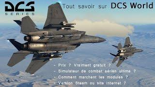 Tout savoir sur DCS World - La simulation de combat aérien ultime ? Explications