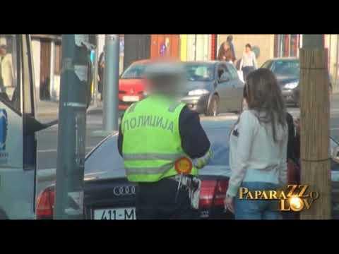 Pauk nosi auto Maji Berović