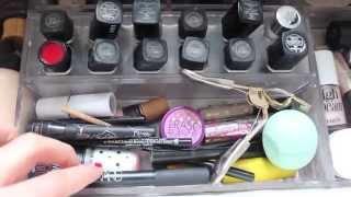 Mon Rangement Maquillage // Makeup Storage Thumbnail