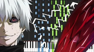 Download Unravel - Tokyo Ghoul (Opening) [Piano Tutorial] (Synthesia) // Animenz Mp3 and Videos