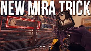 NEW Mira Trick AGAIN + Amazing New Valkyrie Trick! - Rainbow Six Siege Tips & Tricks