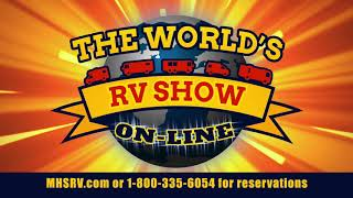 Worlds RV Show Online - Ends Sept. 18th 2017