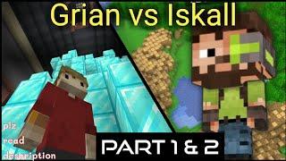 Iskall VS Grian Season 6 & 7 [NEW]