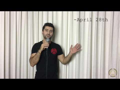 Amir Oosman Costa Rica Clinic Tour   promo