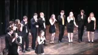 "Élan Vocal Jazz: ""Here Comes the Rain Again"", ACDA Performance"