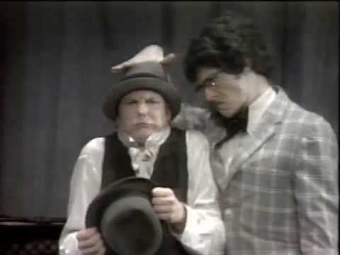 Comedy Genius  The Regard of Flight  1983  Bill Irwin in performance
