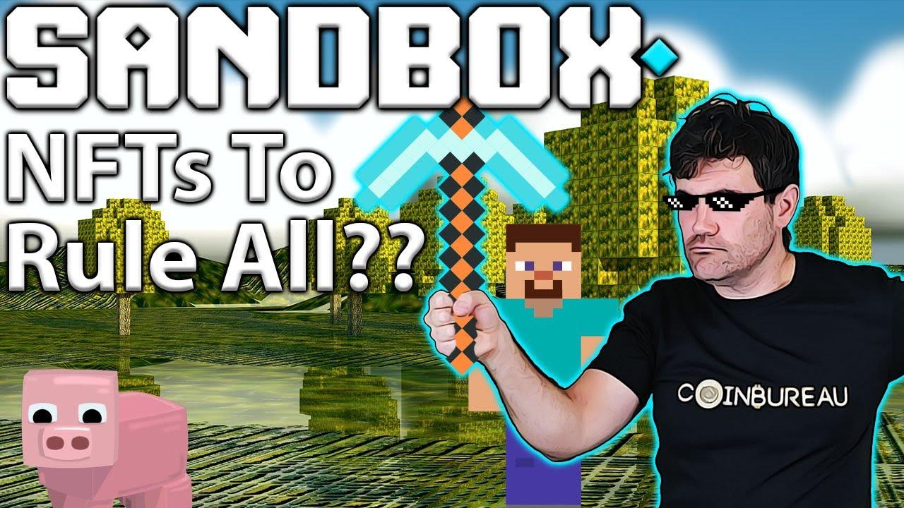 Download Sandbox: Crypto Meets Minecraft & SAND Potential!! 🏡