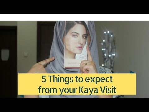 5 Things to Expect From Your Kaya Skin Clinic Visit