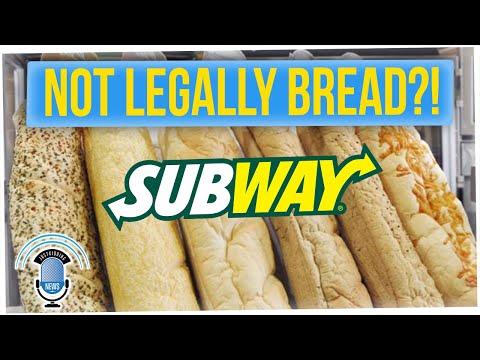 Subway Sandwiches No Longer Considered Bread in Ireland?! (ft. Tim C. & Jason Chen)