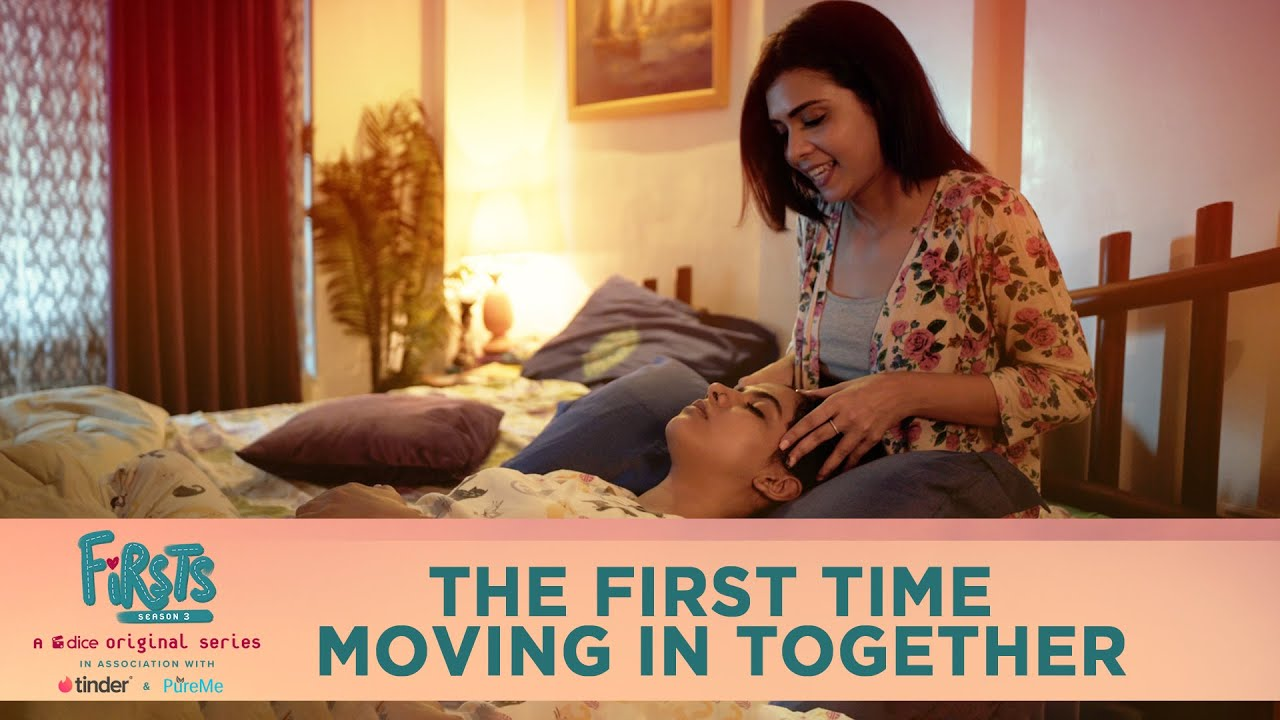 Download Dice Media   Firsts Season 3   Web Series   Part 1   The First Time Moving In Together