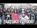SUZUKI GS500 AL PAREDON #FULLGASS