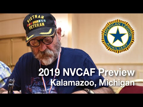 2019 National Veterans Creative Arts Festival (Preview) | American Legion Auxiliary